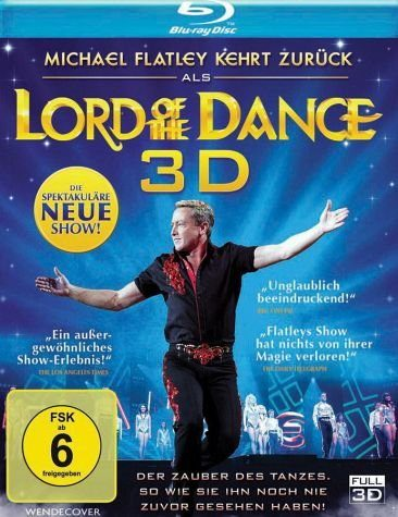 Blu-ray »Lord of the Dance (Blu-ray 3D, OmU)«