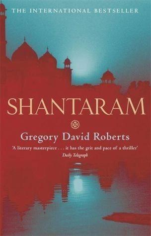 Broschiertes Buch »Shantaram«