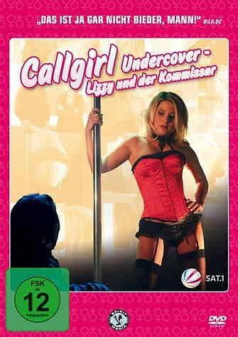 DVD »Callgirl Undercover - Lizzy und der Kommissar«