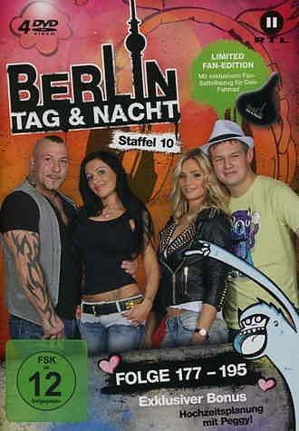 DVD »Berlin - Tag & Nacht - Staffel 10 (Folge...«