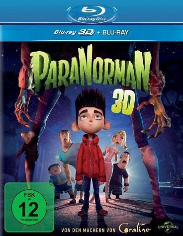 Blu-ray »ParaNorman 3D Blu-ray 3D + 2D«