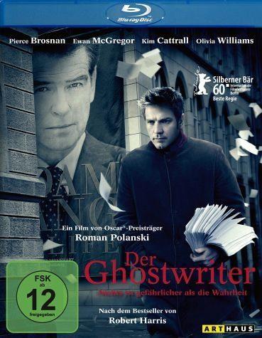 Blu-ray »Der Ghostwriter«