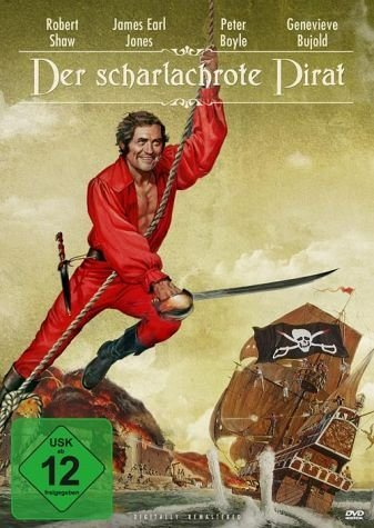 DVD »Der scharlachrote Pirat«