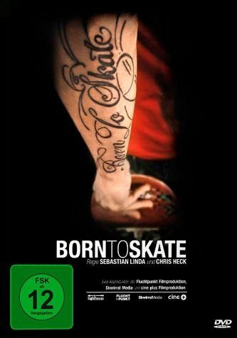DVD »Born To Skate«