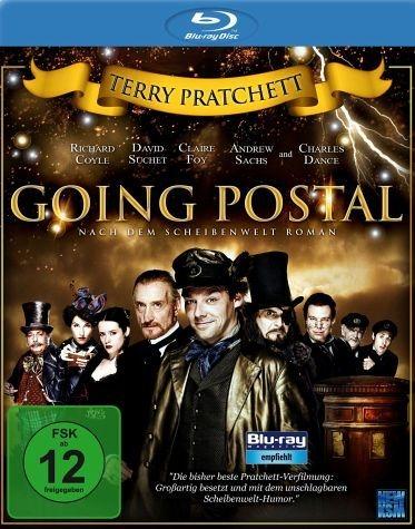 Blu-ray »Going Postal«