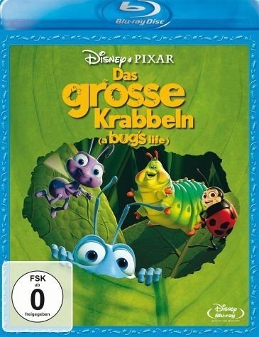 Blu-ray »Das große Krabbeln«