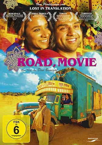 DVD »Road, Movie«