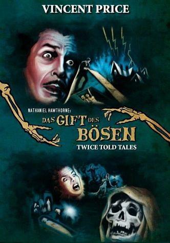 DVD »Das Gift des Bösen«