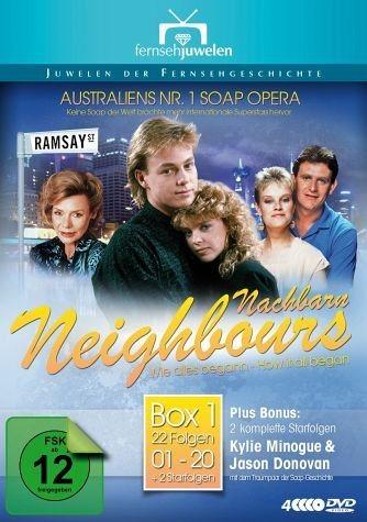 DVD »Nachbarn - Neighbours - Box 1: Wie alles...«