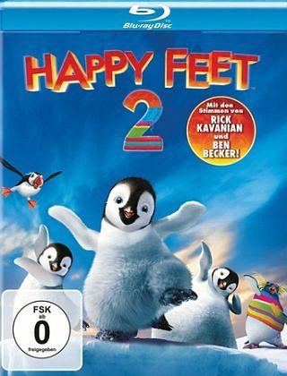 Blu-ray »Happy Feet 2«