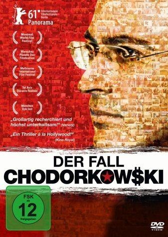 DVD »Der Fall Chodorkowski«