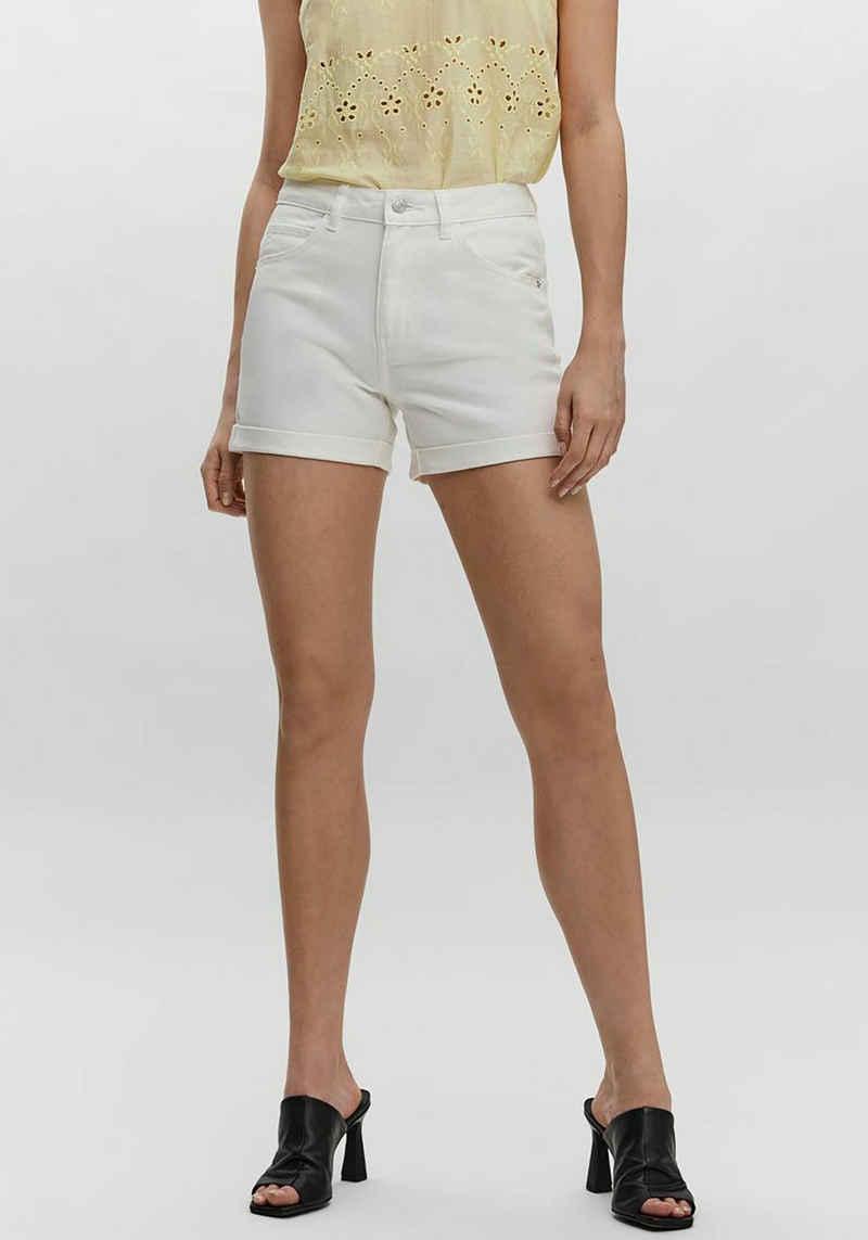 Vero Moda Shorts »VMNINETEEN« in High Waist Form