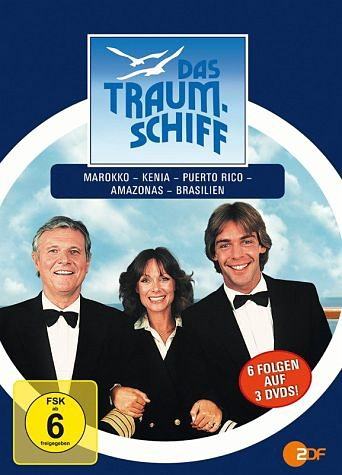DVD »Das Traumschiff DVD-Box 9 (3 Discs)«