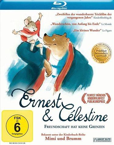 Blu-ray »Ernest & Célestine«