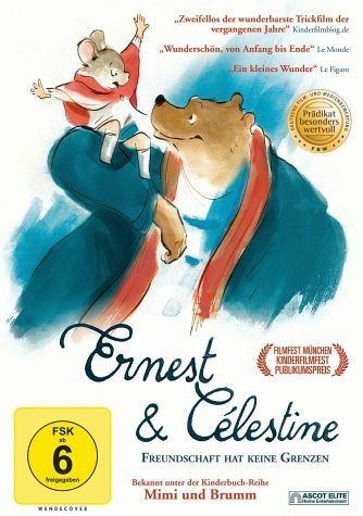 DVD »Ernest & Célestine«