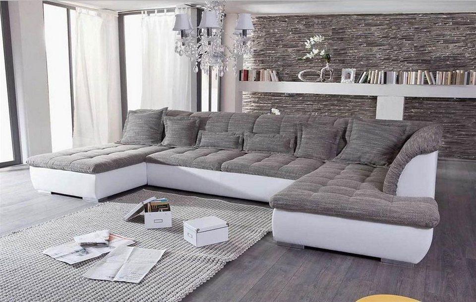 Wohnlandschaften Mit Bettfunktion Sofa Xxl