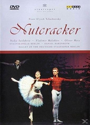 DVD »Der Nussknacker (Ntsc)«