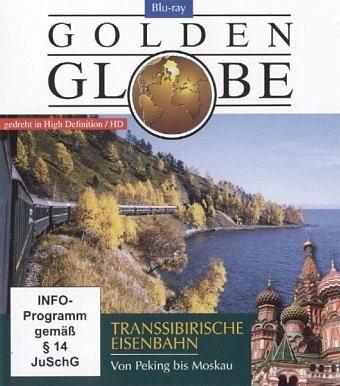 Blu-ray »Transsibirische Eisenbahn, 1 Blu-ray«