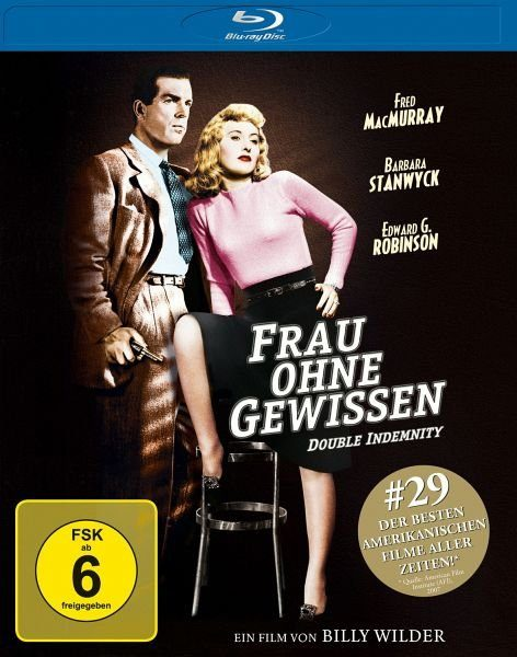 Blu-ray »Frau ohne Gewissen (Remastered Version)«