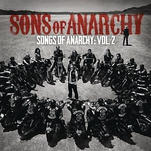 Audio CD »Diverse: Songs Of Anarchy: Vol.2 (Music From...«