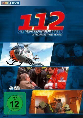 DVD »112 - Sie retten dein Leben, Vol. 2, Folge...«