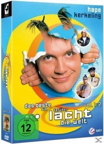DVD »... Hape Kerkeling - Das Beste aus ... darüber...«