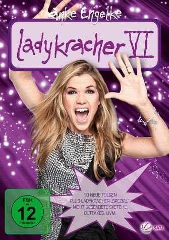 DVD »Ladykracher Vol. 06 (2 Discs)«