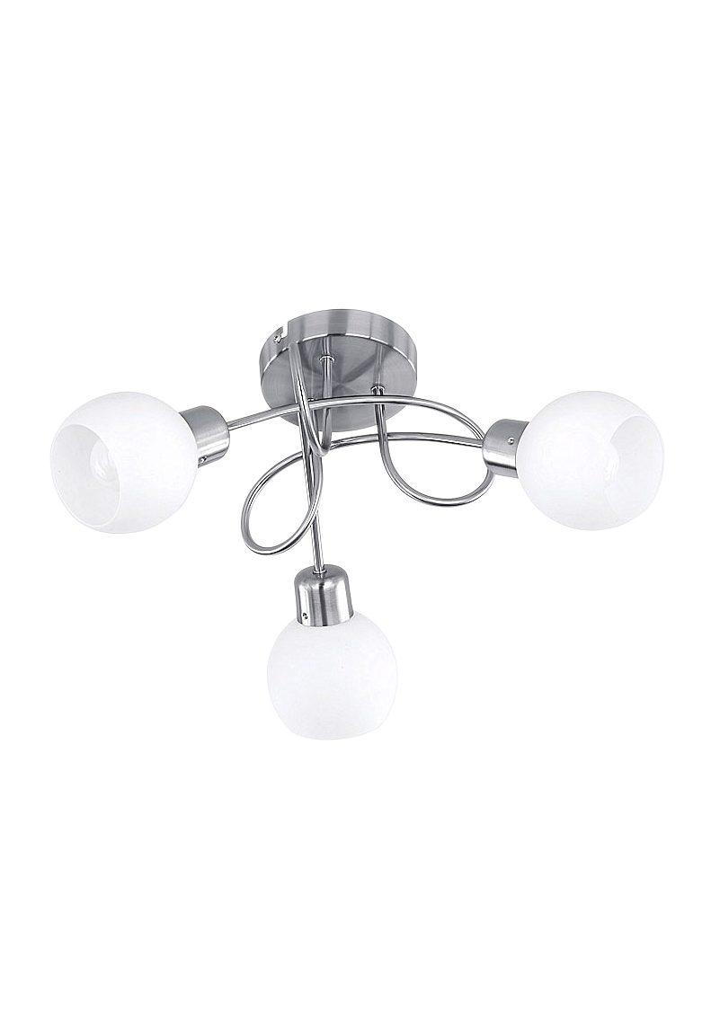 LED-Deckenlampe (3flg.)