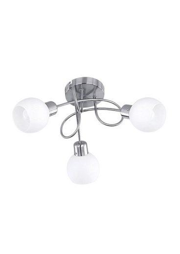 TRIO Leuchten LED Deckenstrahler, LED Deckenleuchte, LED Deckenlampe