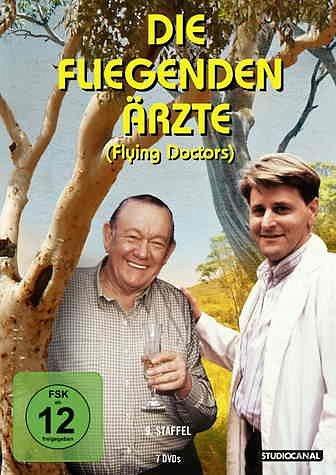 DVD »Die fliegenden Ärzte - 9. Staffel (7 Discs)«