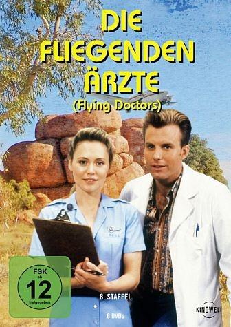 DVD »Die fliegenden Ärzte - 8. Staffel (6 Discs)«