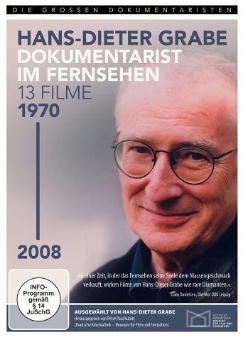 DVD »Hans-Dieter Grabe: Dokumentarist im Fernsehen...«