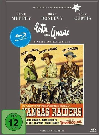 Blu-ray »Reiter ohne Gnade«