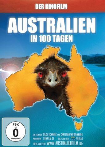 DVD »Australien in 100 Tagen: Der Kinofilm - DVD«