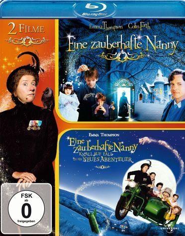 Blu-ray »Eine zauberhafte Nanny / Eine zauberhafte...«