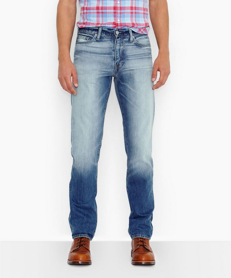 Levi's® Jeans »504 Regular Straight Fit« in homie