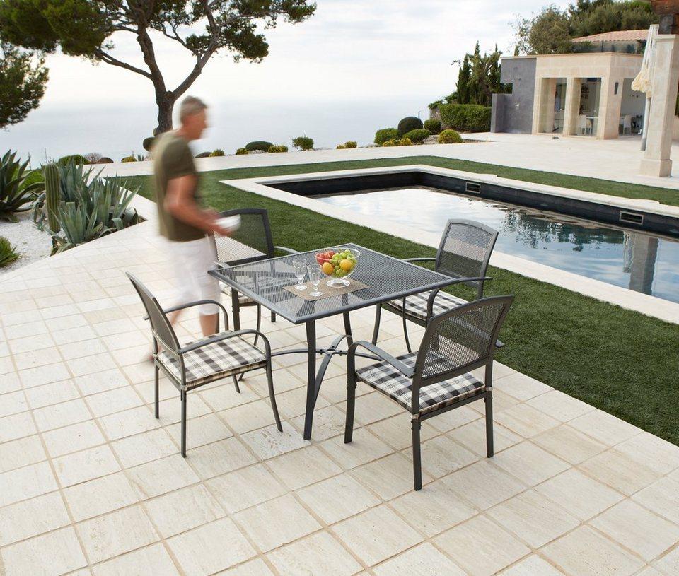 Gartenmobel Set Kingston : Tisch »Montreal« online kaufen  OTTO