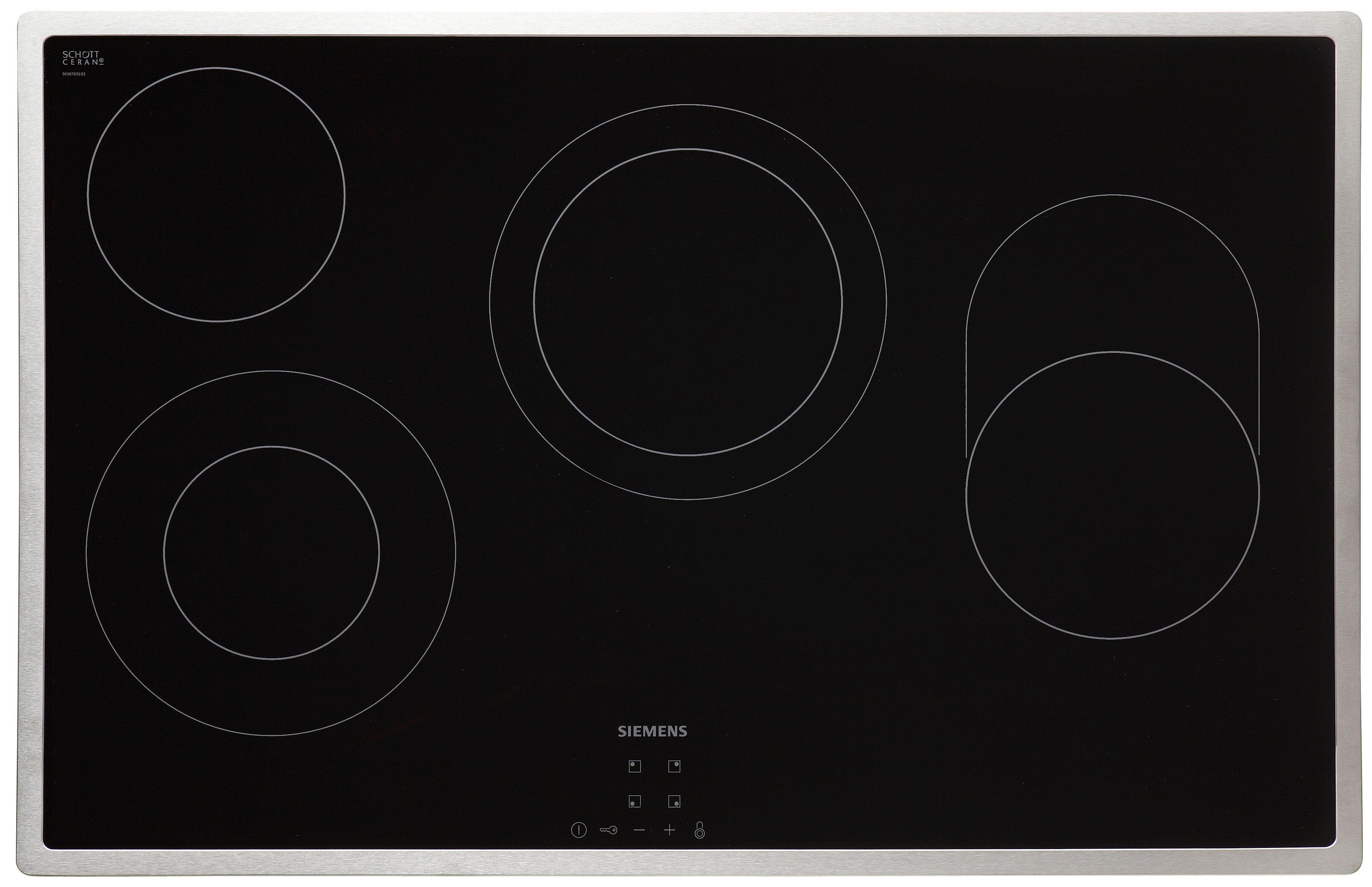 """Siemens Glaskeramik-Kochfeld von Schott Ceran®iQ300 """"ET845HH17"""""""