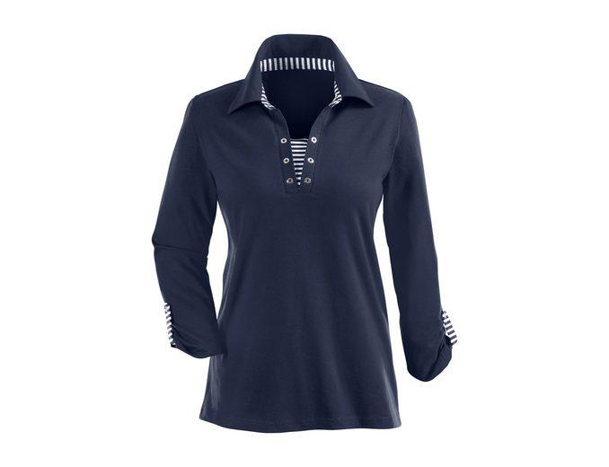 100% Original Zum Verkauf Ausgezeichneter Günstiger Preis Collection L. Shirt mit gekrempelten 3/4-Ärmeln Auslauf Sexy Sport QncsB