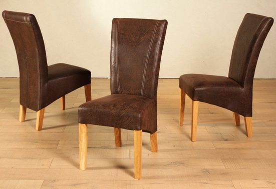 Premium collection by Home affaire Polsterstuhl »Lord« (Set, 2 Stück)