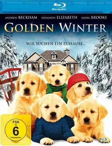 Blu-ray »Golden Winter - Wir suchen ein Zuhause ...«