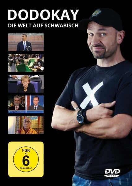 DVD »Dodokay - Die Welt auf Schwäbisch«