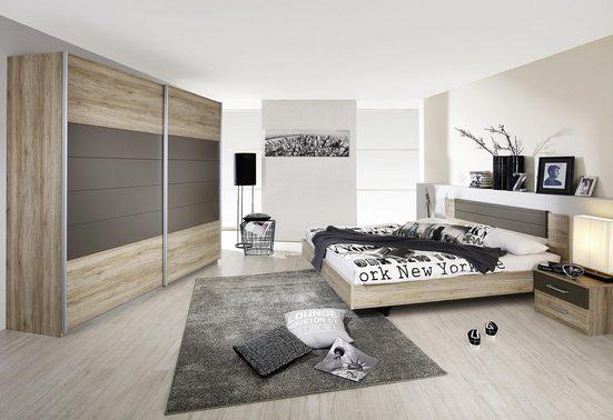 rauch BLUE Schlafzimmer-Set »Barcelona«, (Set, 4-St)