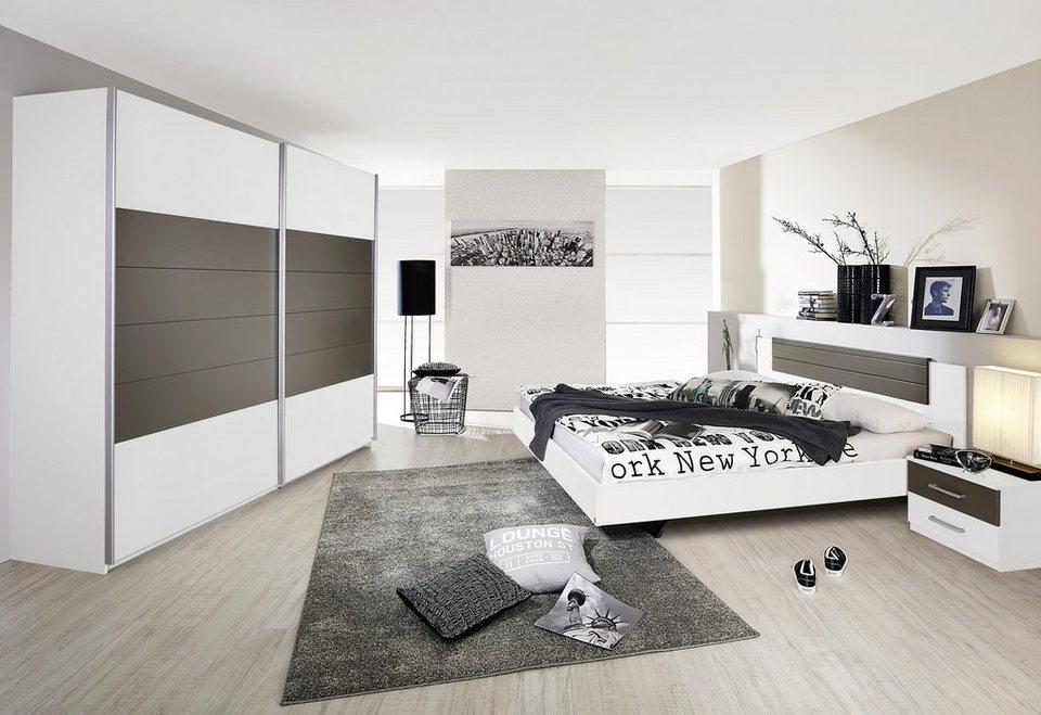 rauch PACK´S Schlafzimmer-Set »Barcelona«, 4-teilig online kaufen | OTTO