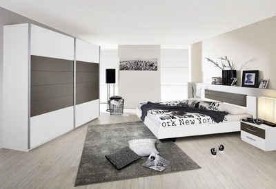 komplett-schlafzimmer » schlafzimmer-sets kaufen | otto - Schlafzimmer Komplett Weis Holz