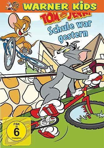 DVD »Tom und Jerry: Schule war gestern«