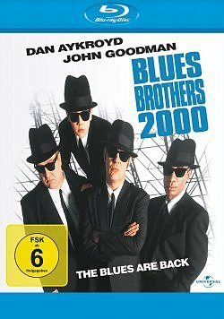 Blu-ray »Blues Brothers 2000«