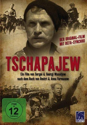 DVD »Tschapajew«