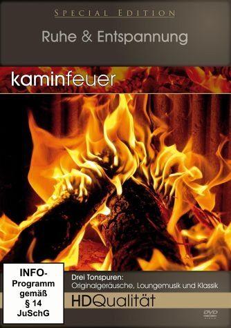 DVD »Kaminfeuer«