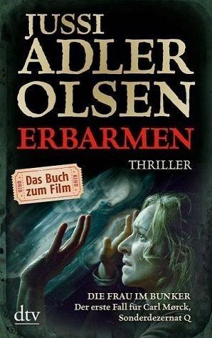 Broschiertes Buch »Erbarmen / Carl Mørck. Sonderdezernat Q Bd.1«